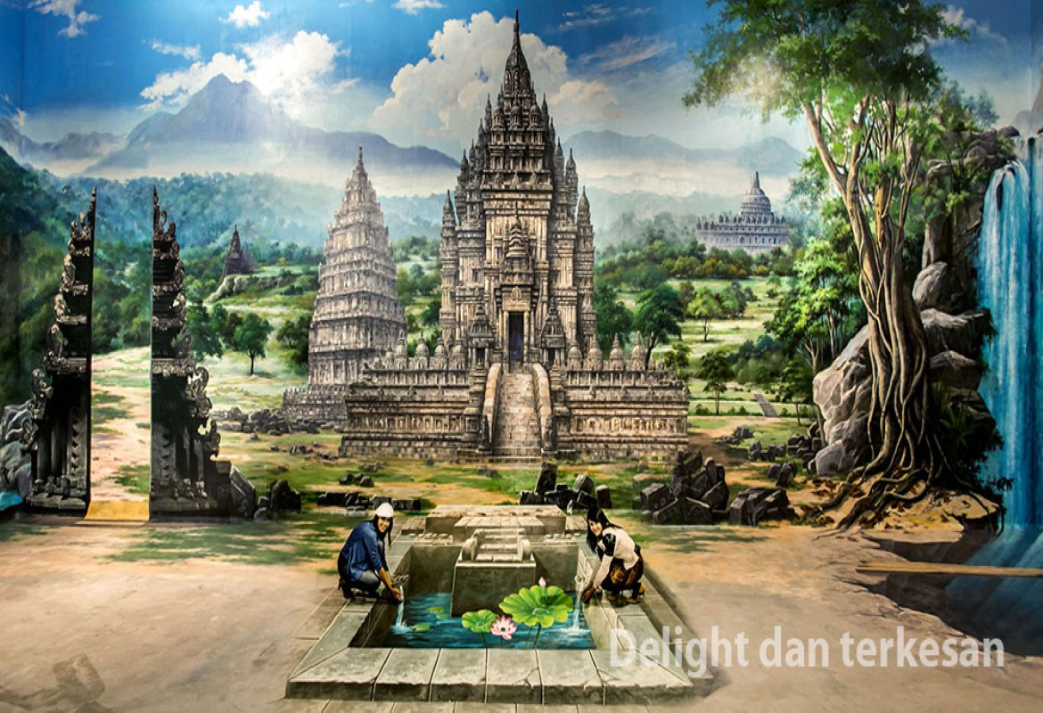 Entrance Ticket Dmz Bali 3d Art Museum For Kids Enjoykuta Com