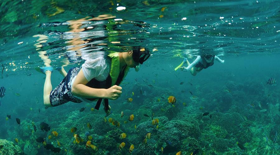 Special Offer! Ocean Rafting - Nusa Penida Adventure Cruises By Bali Hai Cruises