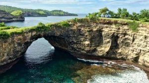 Enjoy Our Special Deal For West Trip - One Day Trip Nusa Penida + Crystal Bay Tour Package