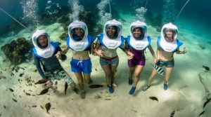 Enjoy Our Special Deal For Aquanauts + Bali Hai Reef Cruise Cruise in  Nusa Lembongan