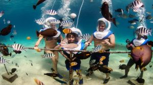 Enjoy Our Special Offer For Aquanauts + Bali Hai Beach Club Cruise in Nusa Lembongan