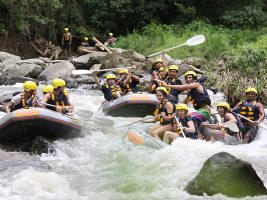 Ayung Rafting by Mason Adventures Bali
