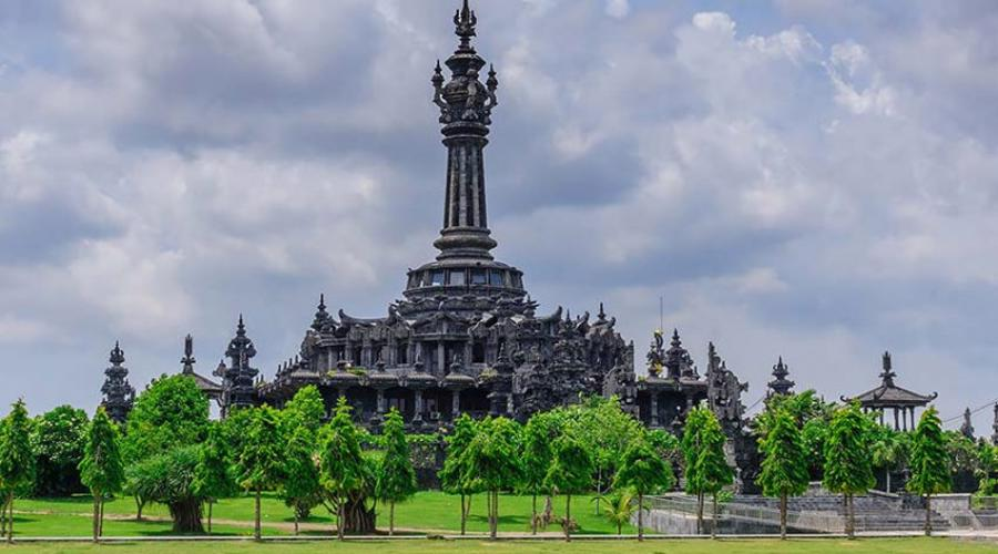 Bajra Sandhi Monument, One of Bali's Rich History and Biggest Monuments in Bali
