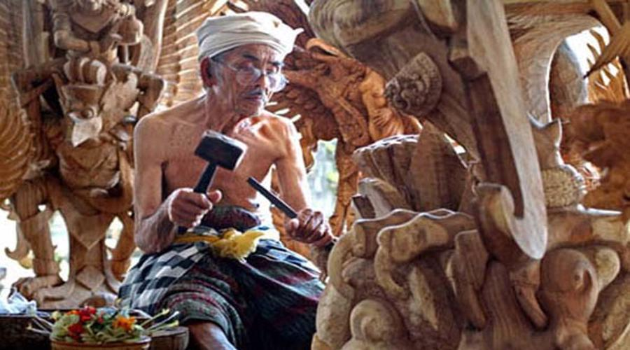 Visit Mas Village, One of The Famous Village in Ubud Bali for Wood Carving