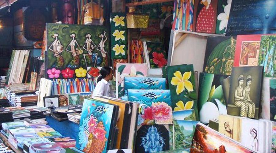 Ubud Painting Offer The Best Collection of Art Painting in Bali