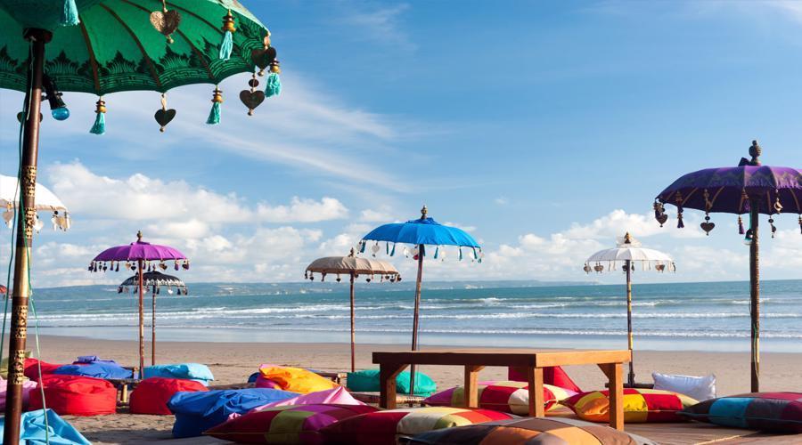 Enjoy Sunset at Kuta Beach Bali