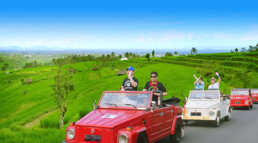 Get Our Special Discount For VW Safari Triple Thrills Package by True Bali Experience
