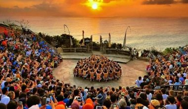 HOT DEAL! Half Day Tour; Uluwatu Temple And Kecak Fire Dance Show