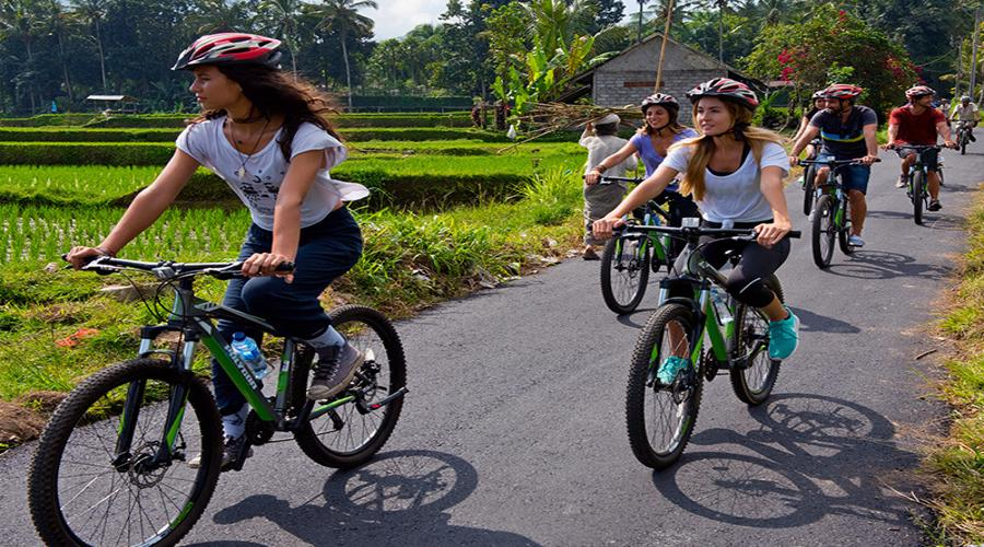 Wow, Enjoy Our Special Offer For Mountain Cycling + White Water Ayung River Rafting By Mason Adventures Bali