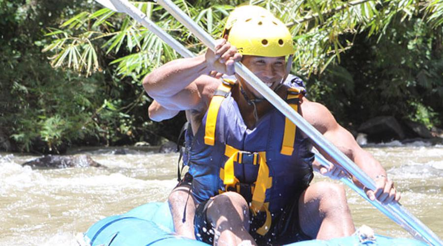 Wow, Enjoy Our Special Deal For River Kayaking By Mason Adventures Bali