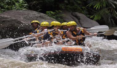 Special Discount Today! White Water Ayung River Rafting By Mason Adventures Bali