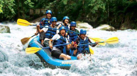 Ayung Rafting By Bali Sobek