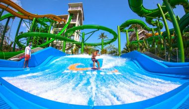 Special Discount Today, Waterbom Bali Twin Racer Special Package!