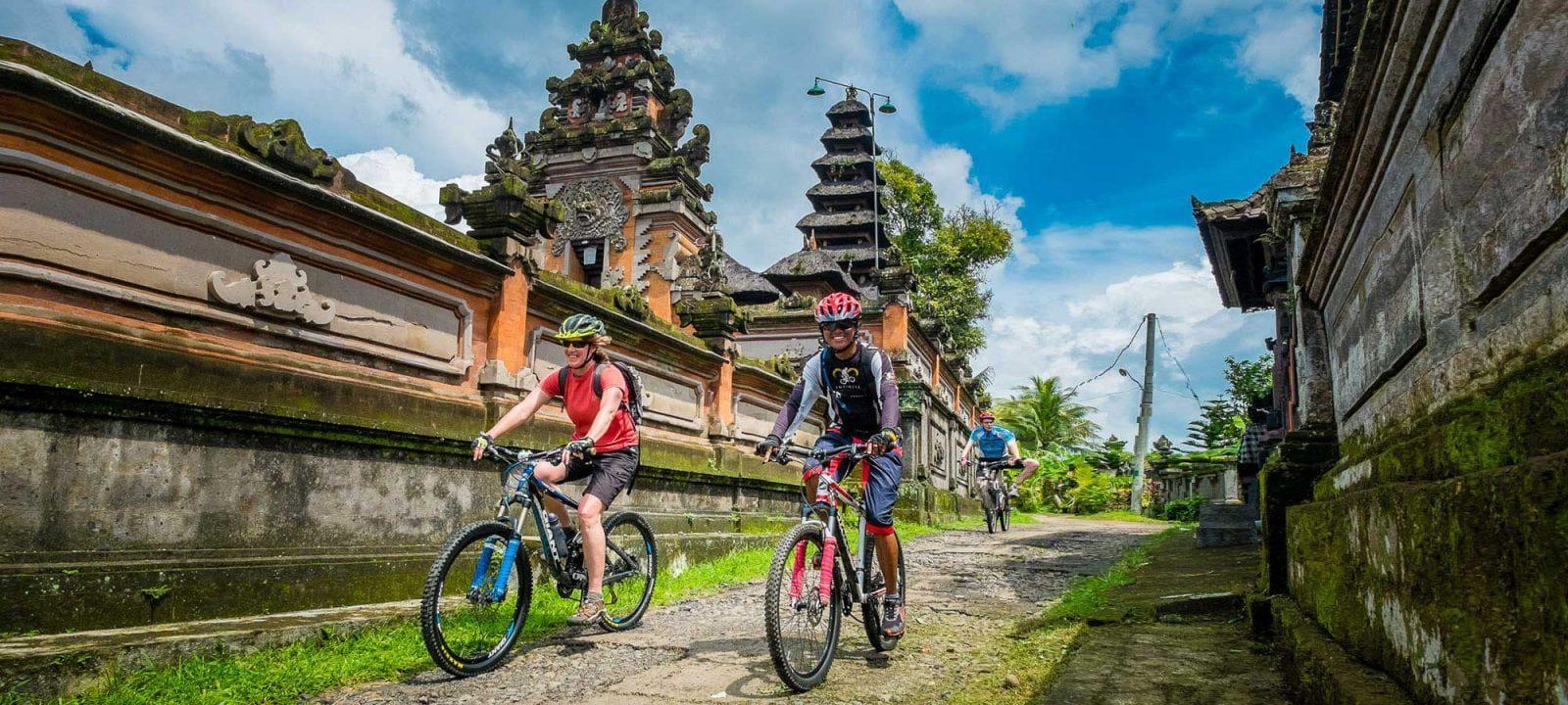 Adventure Cycling by Bali Red Paddle