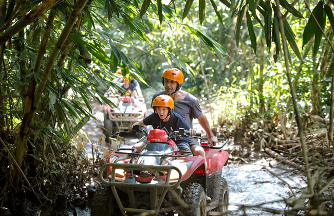 ATV Ride By Bali Skutis Adventures