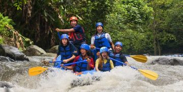 Telaga Waja Rafting by Bali Sobek
