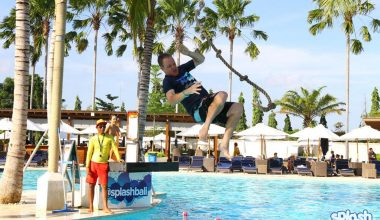 Hot Deal! Admission Ticket Splash Waterpark Bali, The Best Waterpark in Canggu, Bali