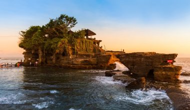 HOT DEAL! Private Tour; Tanah Lot At Beautiful Sunset