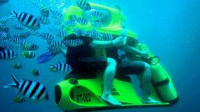 Underwater Scooter By Aqua Star Bali