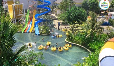 Hot Deal! Circus Waterpark Ticket, One of The Best Waterpark in Bali
