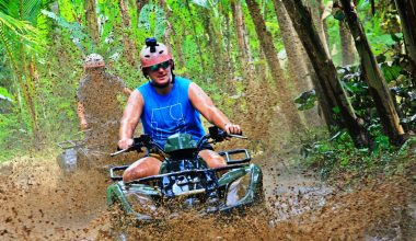 Hot Deal! Enjoy Bali Quad Bike Adventure and Ubud Tour