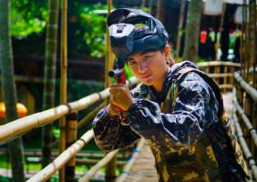 Bali Paintball By Bali Toekad Adventures