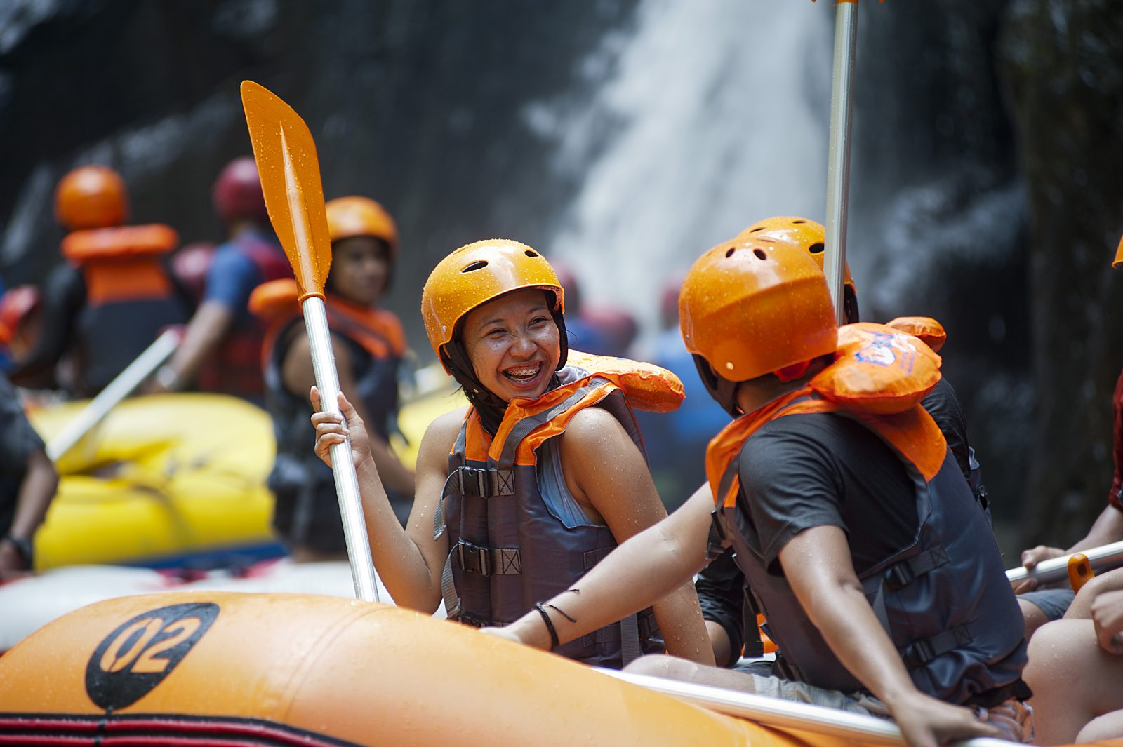 Ayung Rafting By Bali Toekad Adventures