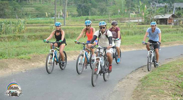 Bali Adventures Cycling By True Bali Experience