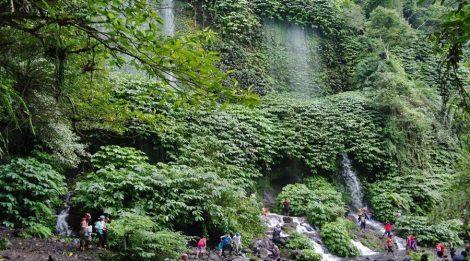 Hot Deal For Lombok Tour, Waterfall Trip One Day Tour, Visiting Benang Stokel and Kelambu Waterfall