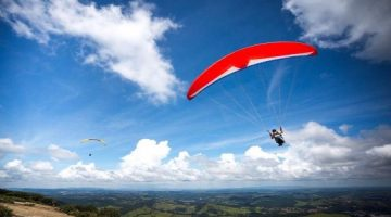 Hiking & Paragliding Adventures By Bali Sobek