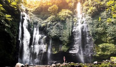 HOT DEAL! Private Tour; Amazing Sekumpul Waterfall And Ulun Danu Temple