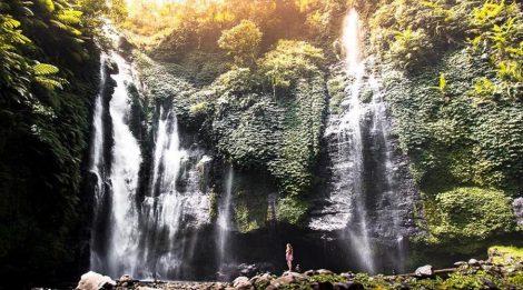 HOT DEAL! Private Tour; Amazing Sekumpul Waterfall And Ulun Danu Temple