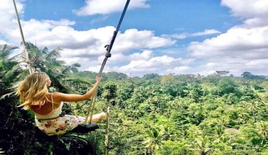 Hot Deal! Enjoy Private Tour: Bali Volcano with Jungle Swing Experience