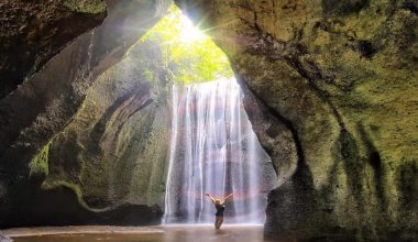 Hot Deal! Enjoy Best of Bali Waterfalls Tour: Tibumana, Tukad Cepung and Tegenungan Waterfall