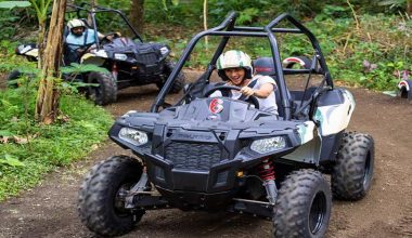 SPECIAL OFFER! Enjoy Mountain Cycling & Jungle Bunggies - 2 Laps by Mason Jungle Buggies Bali