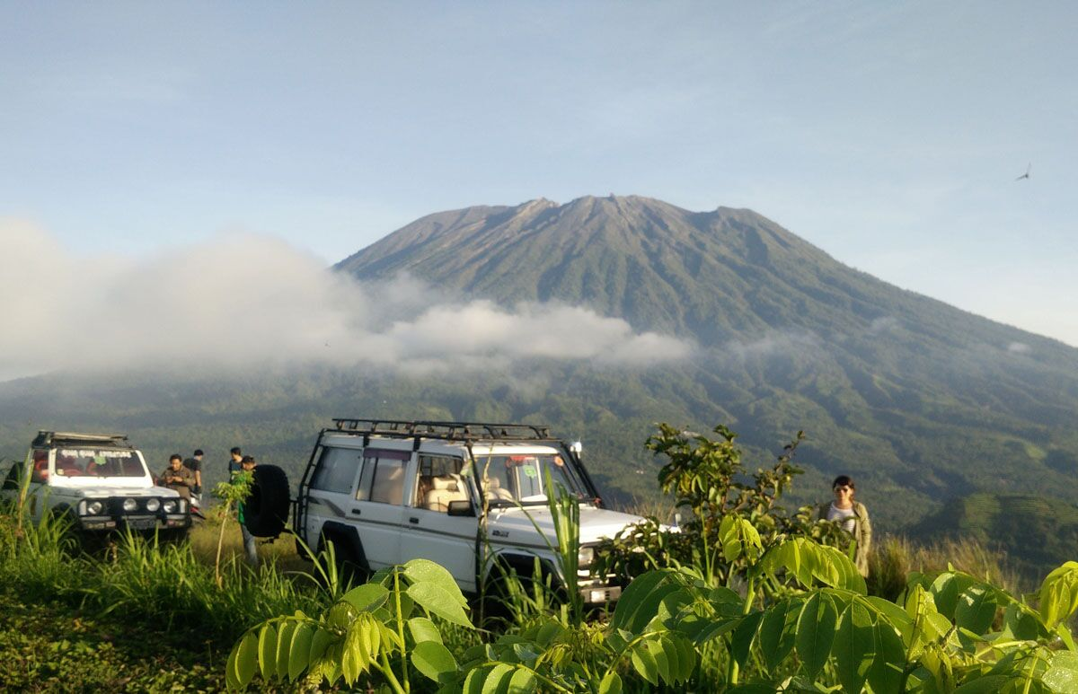 Bali Jeep Tour, Cycling, Trekking By Gunggung Adventure
