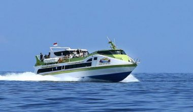 Special Offer! Fastboat To Gilis; Gili Trawangan, Gili Air, and Lombok By Wahana Gili Ocean